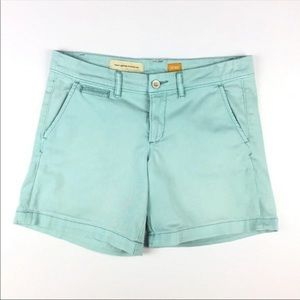 Anthropologie Pilcro and the Letterpress Shorts 27